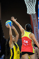 160612 Beko National Netball League - Central V WBOP