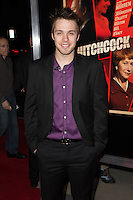 "November 20, 2012 - Beverly Hills, California - Matthew Fahey at the ""Hitchcock"" Los Angeles Premiere held at the Academy of Motion Picture Arts and Sciences Samuel Goldwyn Theater. Photo Credit: Colin/Starlite/MediaPunch Inc"