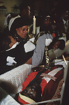 Kensal Green, London. 1980's<br />