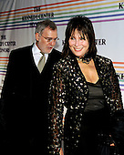 Washington, DC - December 2, 2007 -- Fred Rappoport and Michelle Lee arrive at the John F. Kennedy Center for the Performing Arts for the gala performance honoring the 30th Annual Kennedy Center honorees in Washington, D.C. on Sunday, December 2, 2007. The honorees for 2007 are: Leon Fleischer, Steve Martin, Diana Ross, Martin Scorsese, and Brian Wilson..Credit: Ron Sachs / CNP