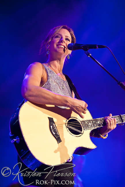 Sarah McLachlan performs at Mohegan Sun Arena