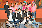 """Bouleenshere N.S. Kids rocked the Ballyheigue Community Centre on Friday night with their version of """"Grease Comes to Ballyheigue"""" Front row : L-R  Calum Irvine,  Eoin Lucid and  Jack Healy. Centre Row L- R Sean Thornton, Shane Nolan,  Jerry O'Halloran and Lee O'Sullivan. Back Row L-R  Emily Kane,  Emma O'Connor,  Mary Kate McGuire,  Clodagh Healy,  Ella Horgan,  Kirby Kissane,  Ciara Leane and Sarah Corridon............................................................................................................................................................................................. ............"""