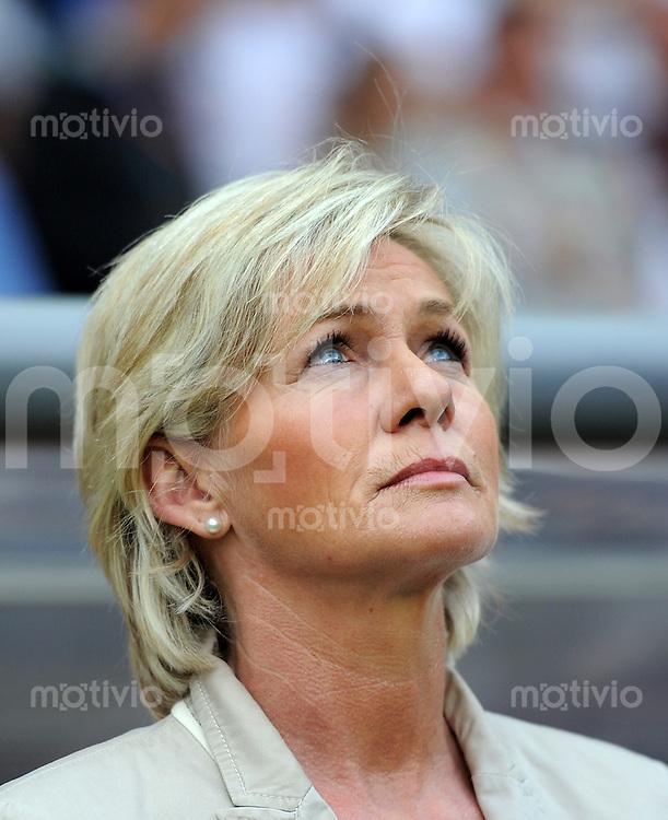 FUSSBALL  FIFA FRAUEN WELTMEISTERSCHAFT 2011  GRUPPE A Deutschland - Nigeria       30.06.2011 Trainerin Silvia NEID (Deutschland)