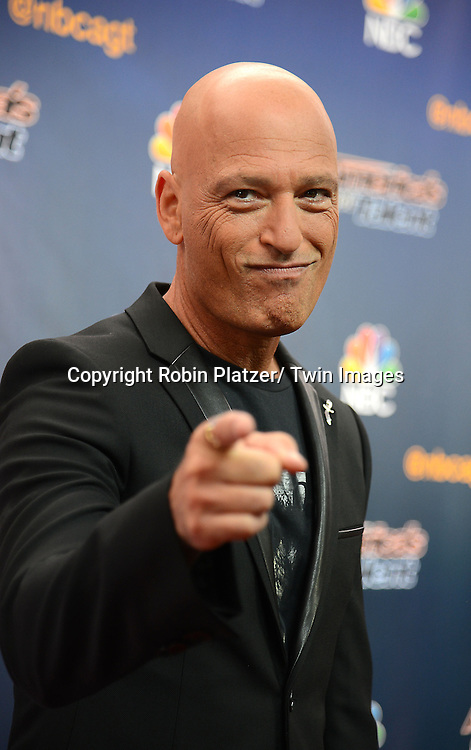 """Howie Mandel attends the kick off  of Season 9's live voting rounds of """"America's Got Talent""""  at Radio City Music Hall on July 29, 2014 in New York City."""