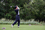 MCKINNEY, TX - APRIL 26: Southland Conference Men's Golf Championship at Stonebridge Ranch Country Dye Course on April 26, 2017 in McKinney, Texas. (Photo by Rick Yeatts)