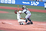 JULY 28, 2014 - Baseball :<br /> West Tokyo qualifying tournament for the 96th National High School Baseball Championship, Final game between Tokaidai Sugao 1-2 Nichidai Tsurugaoka at Jingu Stadium in Tokyo, Japan. (Photo by Hitoshi Mochizuki/AFLO)