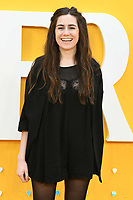 "Dodie Clark<br /> arriving for the ""Yesterday"" UK premiere at the Odeon Luxe, Leicester Square, London<br /> <br /> ©Ash Knotek  D3510  18/06/2019"