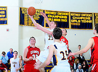 RHAM Boy's Basketball vs. EO Smith 1/11/2011