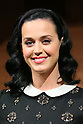 "Singer Katy Perry attends a press conference for her new album ""PRISM "" in Tokyo"