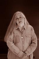 Marilynne Robinson (Sandpoint, 26 novembre 1943) è una scrittrice e saggista statunitense. Marilynne Summers Robinson (born November 26, 1943) is an American novelist and essayist best known for her novels Housekeeping (1980) and Gilead. Torino Salone del Libro 2016. © Leonardo Cendamo