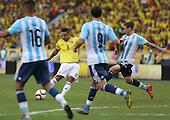 Colombia - Argentina hacia Mundial 2018