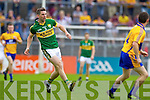 Marc O'Se, Kerry in action against  , Clare in the Munster Senior Championship Semi Final in Cusack Park, Ennis on Sunday.