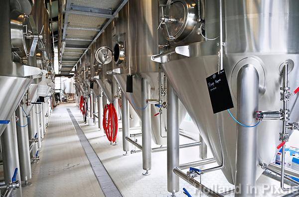 Nederland Zaandijk  2017 -   Brouwerij Hoop. Bierbrouwerij.    Foto Berlinda van Dam / Hollandse Hoogte