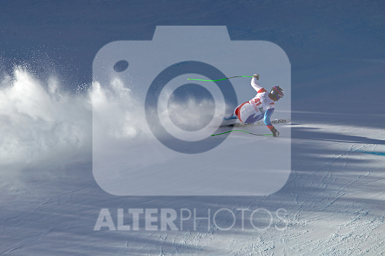 30.11.2011, Birds of Prey, Beaver Creek, USA, FIS Weltcup Ski Alpin, Abfahrt Herren, 2. Training, im Bild  Swiss Ski Team Athlete Daniel Albrecht // during a men's downhill practice session at FIS alpine Ski Worldcup on the Birds of Prey downhill course, Beaver Creek, United Staates on 2011/11/30 , EXPA Pictures © 2011, PhotoCredit: EXPA/ Jonathan Selkowitz..***** ATTENTION - out of USA *****