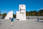 Martin Luther King Jr Memorial, Washington, DC, dc124534
