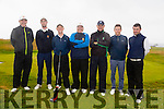 Golf  Senior Cup Killarney V Ballybunion at Tralee Golf Club on Saturday were Aidan Hanrahan, Seana Carmody, John Molyneaux, Ed Stack, Hannes Boch and Frank Geary from Ballybunion