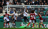 Bristol City's Andreas Weimann (not pictured) scores his side's second goal <br /> <br /> Photographer Alex Dodd/CameraSport<br /> <br /> The EFL Sky Bet Championship - Preston North End v Bristol City - Saturday 28th September 2019 - Deepdale Stadium - Preston<br /> <br /> World Copyright © 2019 CameraSport. All rights reserved. 43 Linden Ave. Countesthorpe. Leicester. England. LE8 5PG - Tel: +44 (0) 116 277 4147 - admin@camerasport.com - www.camerasport.com