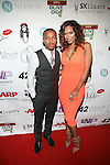 BET 106 and Park's Bow Wow aka Shad Moss and Erica Mena  Attend Wendy Williams 50th Birthday Party Held at the Out Hotel, NY