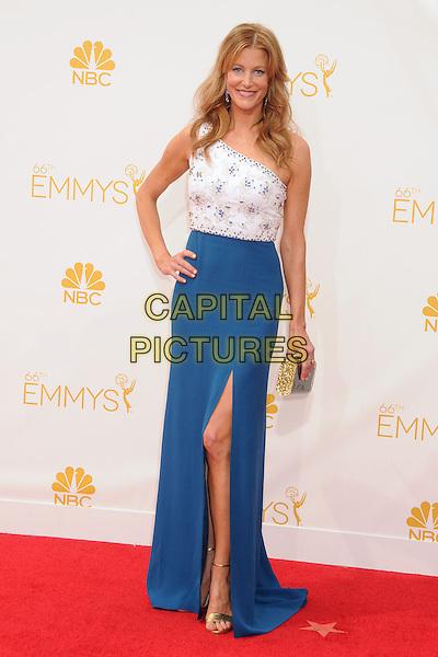 25 August 2014 - Los Angeles, California - Anna Gunn. 66th Annual Primetime Emmy Awards - Arrivals held at Nokia Theatre LA Live. <br /> CAP/ADM/BP<br /> &copy;BP/ADM/Capital Pictures