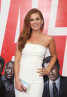 WESTWOOD, CA - JUNE 7: Isla Fisher, at the World premiere of Tag at the Regency Village Theatre in Westwood, California on June 7, 2018. <br /> CAP/MPIFS<br /> &copy;MPIFS/Capital Pictures