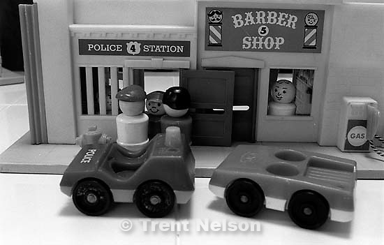 Littletown Fisher Price story.<br />