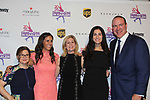 Founder & CEO Sharon Cohen and Ellen Lowey and friends - Figure Skating in Harlem celebrates 20 years - Champions in Life benefit Gala on May 2, 2017 in New York Ciry, New York.   (Photo by Sue Coflin/Max Photos)