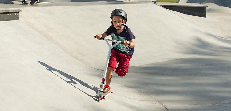 Ben  Haverfordwest Skateboard Park  6th August 2014
