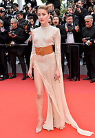 "CANNES, FRANCE. May 15, 2019: Amber Heard at the gala premiere for ""Les Miserables"" at the Festival de Cannes.<br /> Picture: Paul Smith / Featureflash"
