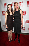 Molly Ranson & Marin Mazzie.attending the 'MISCAST 2012' MCC Theatre's Annual Musical Spectacular at The Hammerstein Ballroom in New York City on 3/26/2012. © Walter McBride / WM Photography