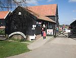 Valley Farm Equestrian Leisure centre and Camargue horses stud, Wickham Market, Suffolk, England