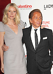 "Gwyneth Paltrow & Valentino at The West Coast Premiere of ""Valentino: The Last Emperor"" held at LACMA in Los Angeles, California on April 01,2009                                                                     Copyright 2009 RockinExposures"