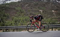 Joey Rosskopf (USA/BMC) speeding along<br /> <br /> Stage 17: Tirano &rsaquo; Canaze (219km)<br /> 100th Giro d'Italia 2017