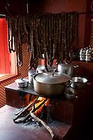 Belo Horizonte - MG, 03/03/2007...Um dos mais tradicionas restaurantes de comida mineira, o Xapuri tem se destacado por inovar sem perder as origens...FOTO: JOAO MARCOS ROSA / AGENCIA NITRO