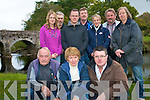 Bonane Community Council are planning to fight Kerry County Council all the make to prevent them from using the River Sheen as a source of water for Kenmare. .The group are to meet in the coming weeks to formulate  plan of action. .Back L-R Michael Marshal, Danny O'Connor, Horst Roesler.Middle L-R Corina O'Connor, Declan Fitzmaurice, Mary Lucey and Hilda Rischbode .Front L-R Patsty O'Sullivan, Jill Kirby and Stevie O'Sullivan