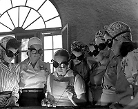 Secretaries, housewives, waitresses, women from all over central Florida are getting into vocational schools to learn war work.  Typical are these in the Daytona Beach branch of the Volusia county vocational school.  April 1942.  Howard R. Hollem. (OWI)<br /> Exact Date Shot Unknown<br /> NARA FILE #:  208-AA-352V-4<br /> WAR & CONFLICT BOOK #:  801