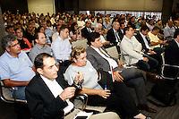 SÃO PAULO, 06 DE MARÇO DE 2013 - SEMINÁRIO LICENCIAMENTO AMBIENTAL DA AQUICULTURA - Seminário Licenciamento Ambiental da Aquicultura realizado  na sede da FIESP, região da Av Paulista, zona central da capital, na manhã desta quarta-feira(6) - FOTO LOLA OLIVEIRA/BRAZIL PHOTO PRESS