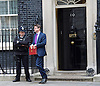 Cabinet meeting arrivals <br /> 10 Downing Street London Great Britain <br /> 25th October 2016 <br /> <br /> Greg Clark MP leaves Downing Street <br /> <br /> Photograph by Elliott Franks <br /> Image licensed to Elliott Franks Photography Services Greg Clark<br /> Secretary of State for Business, Energy and Industrial Strategy