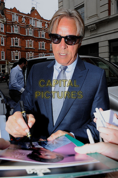 LONDON, ENGLAND - JUNE 19; Don Johnson arriving at BBC Radio 2 London, England, 19th June 2014<br /> CAP/IA<br /> &copy;Ian Allis/Capital Pictures