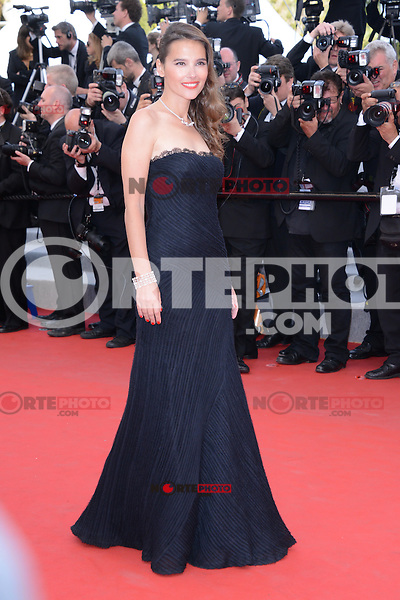 """Virginie Ledoyen attending the """"De Rouille et D'os"""" Premiere during the 65th annual International Cannes Film Festival in Cannes, 17th May 2012...Credit: Timm/face to face /MediaPunch Inc. ***FOR USA ONLY***"""