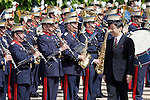 Imperial Highness the Crown Prince of Japan Hiro-no-miya Naruhito Shinno during his official visit to Spain.June 10,2013. (ALTERPHOTOS/Acero)