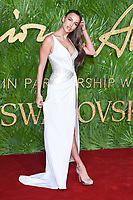 Irinia Shayk<br /> arriving for The Fashion Awards 2017 at the Royal Albert Hall, London<br /> <br /> <br /> ©Ash Knotek  D3356  04/12/2017