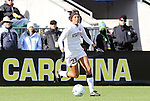 05 December 2010: Stanford's Christen Press. The Notre Dame University Fighting Irish defeated the Stanford University Cardinal 1-0 at WakeMed Stadium in Cary, North Carolina in the 2010 NCAA Women's College Cup Championship Game.