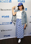 Katharine McPhee attends the United Airlines Presents: #StarsInTheAlley Produced By The Broadway League on June 1, 2018 in New York City.