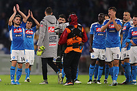 Napoli dejection and Dries Mertens of Napoli<br /> Napoli 09-11-2019 Stadio San Paolo <br /> Football Serie A 2019/2020 <br /> SSC Napoli - Genoa CFC<br /> Photo Cesare Purini / Insidefoto