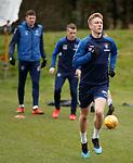 21.02.2019: Rangers training: Ross McCrorie