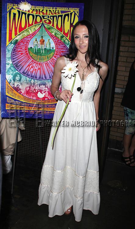 Stacey Bendet.attending the 'Taking Woodstock' premiere at Landmark's Sunshine Cinema on July 29, 2009 in New York City..© Walter McBride /