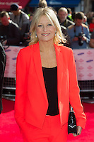 Gaby Roslin arriving for the Princes Trust Awards, at the Odeon Leicester Square, London. 10/03/2015 Picture by: Dave Norton / Featureflash
