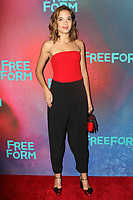 www.acepixs.com<br /> <br /> April 19, 2017 New York City<br /> <br /> Georgie Flores arriving at the Freeform 2017 Upfront at Hudson Mercantile on April 19, 2017 in New York City. <br /> <br /> By Line: Nancy Rivera/ACE Pictures<br /> <br /> <br /> ACE Pictures Inc<br /> Tel: 6467670430<br /> Email: info@acepixs.com<br /> www.acepixs.com