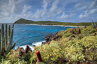 Drunk Bay looking towards Rams Head<br /> St. John<br /> U.S. Virgin Islands