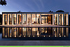 Springs Fireplace Residence by Architectural Digest/Michael Haverland Architect, PC